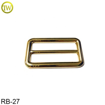 Custom metal garment accessories swimwear closure clasp buckle