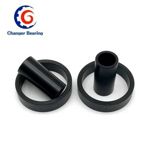 nylon plastic bushing sleeve as per your drawing PA6 POM PTFE ABS