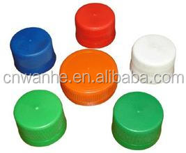 Color Customized PCO1810 28mm Plastic Water Bottle Caps For Sale
