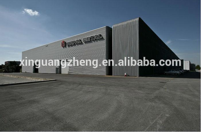 superior quality prefabricated warehouse with install service