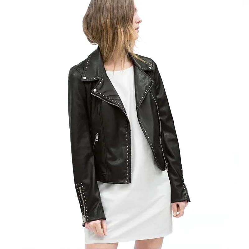 Cheap Women Leather Jacket, find Women Leather Jacket deals on ...