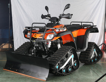 Feishen Utv 4x4 400cc Atv With Snow Track Powerful Atv Fa H400