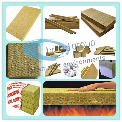 Ce Iso Rockwool Insulation For Curtain Walls With