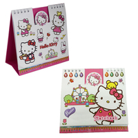 High Quality Custom Pattern Logo Coated Paper Sticker Book For Children