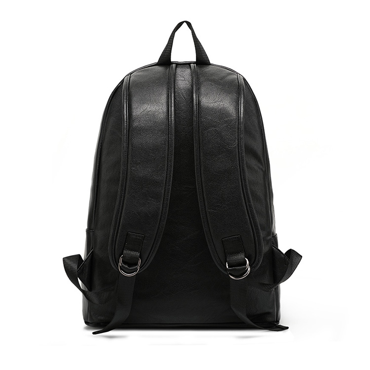 Imported chinese goods excellent quality lightweight pu leather backpack