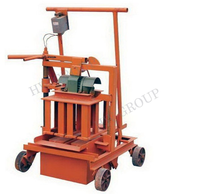 Manual Compressed Earth Block Machine Price List Of