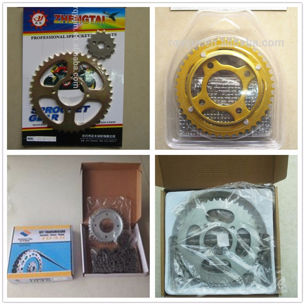 Oem Motorcycle Rear Sprocket For Supra Fit New With Cnc Process ...