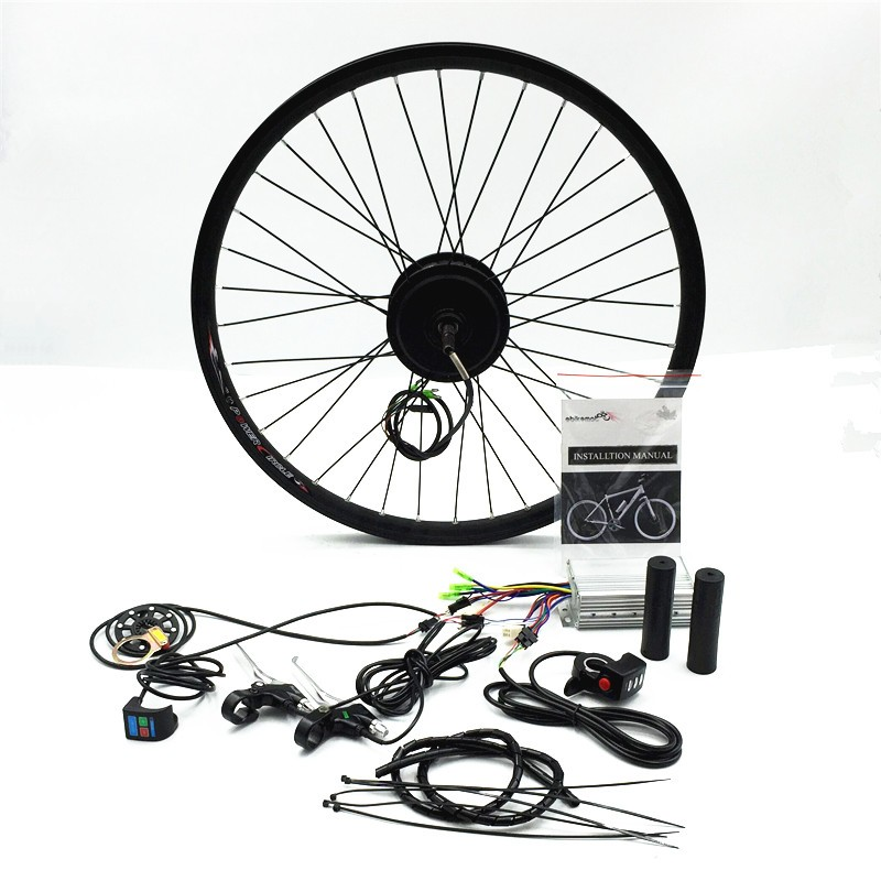 Enc36250c Ncyclebike Rear Wheel Electric Bike Kit 36v 250w With