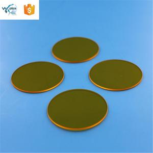 38mm optical color glass filter for flash light