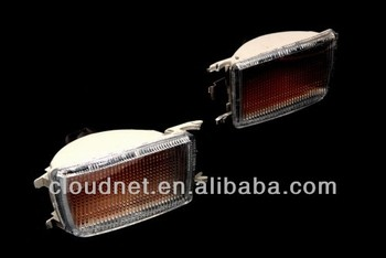 Front Bumper Turn Signal Lights For VW Volkswagen Jetta / Vento MK3