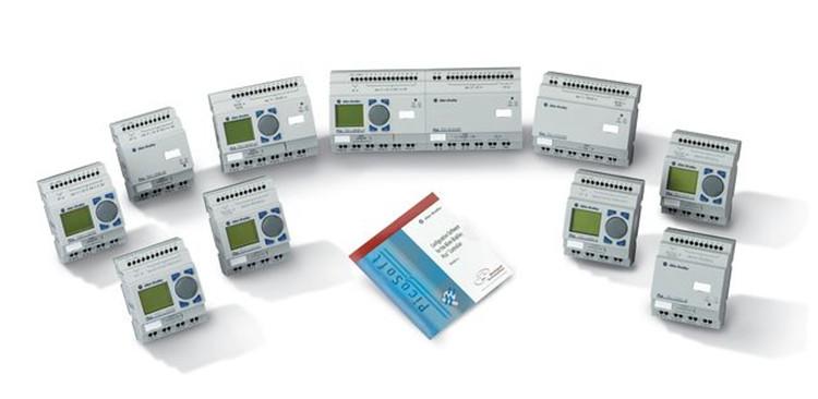 Plc 1760-l12bwb-nc Allen Bradley Plc Module Pico Controller Processors  Brand New - Buy Plc Module,Allen Bradley Plc,Allen Bradley Plc Module  Product