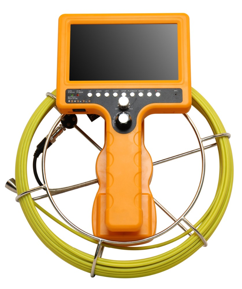 Industrial Portable Borescope, Endoscope, Boroscope With DVR Function