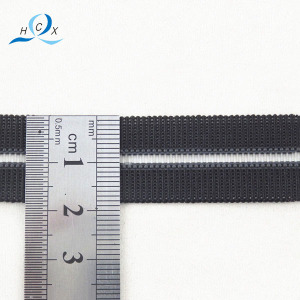 High elasticity colored woven elastic band for belt