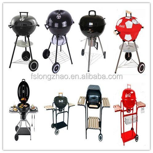 "Popular products 16"" homemade commercial charcoal bbq grill"