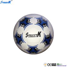 2017 Streetk Brand Inflatable rubber bladder deflated football / soccer balls