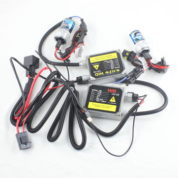 35w 55w H1 H3 H7 H8/h9/h11 9005/h10 9006 Hid Headlight Bulb Controller H Headlight Wire Harness on