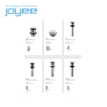 JOYEE basin waste sink drain bathtub drain