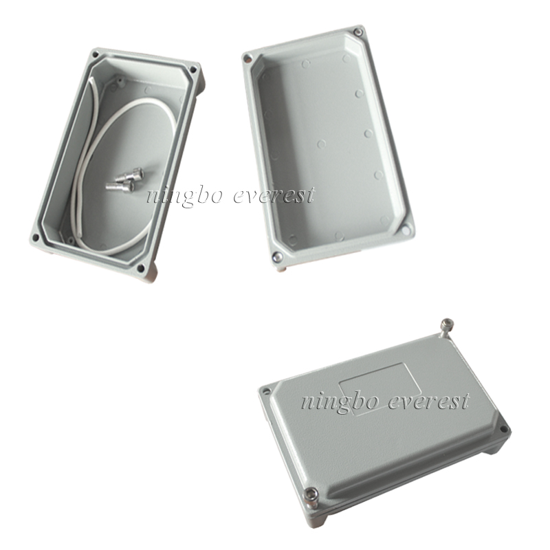 Wall mount case die casting aluminum enclosure