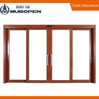 aluminum with far infrared oil coating 5 stars energy rating door