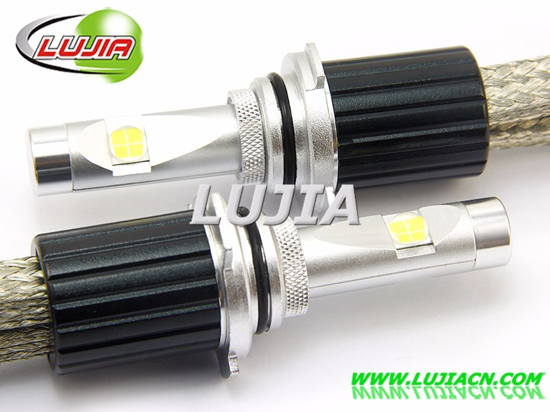 H7 H8 H9 H11 D1s D2s D3s D4s 9005 9006 H16 car H4 LED Headlight bulb kit 9012 120w XHP70 led Headlight bulb