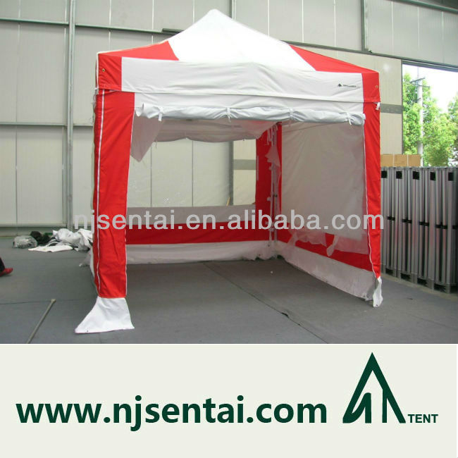 3X3M 10X10' Top Quality Waterproof 100% PVC Aluminum Popup Heavy Duty Exhibition Event Marquee Canopyclear span gazebo tent