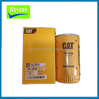 Genuine Cat Engine Oil Filter 7w2326 - Buy 7w2326,Cat Filter 7w2326,7w2326  Product on Alibaba com