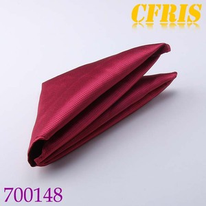 Woven Polyester Pocket Square Handkerchief