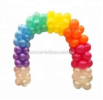 Rainbow balloon arch kit decoration buy wedding arches decorations rainbow balloon arch kit decoration junglespirit Gallery