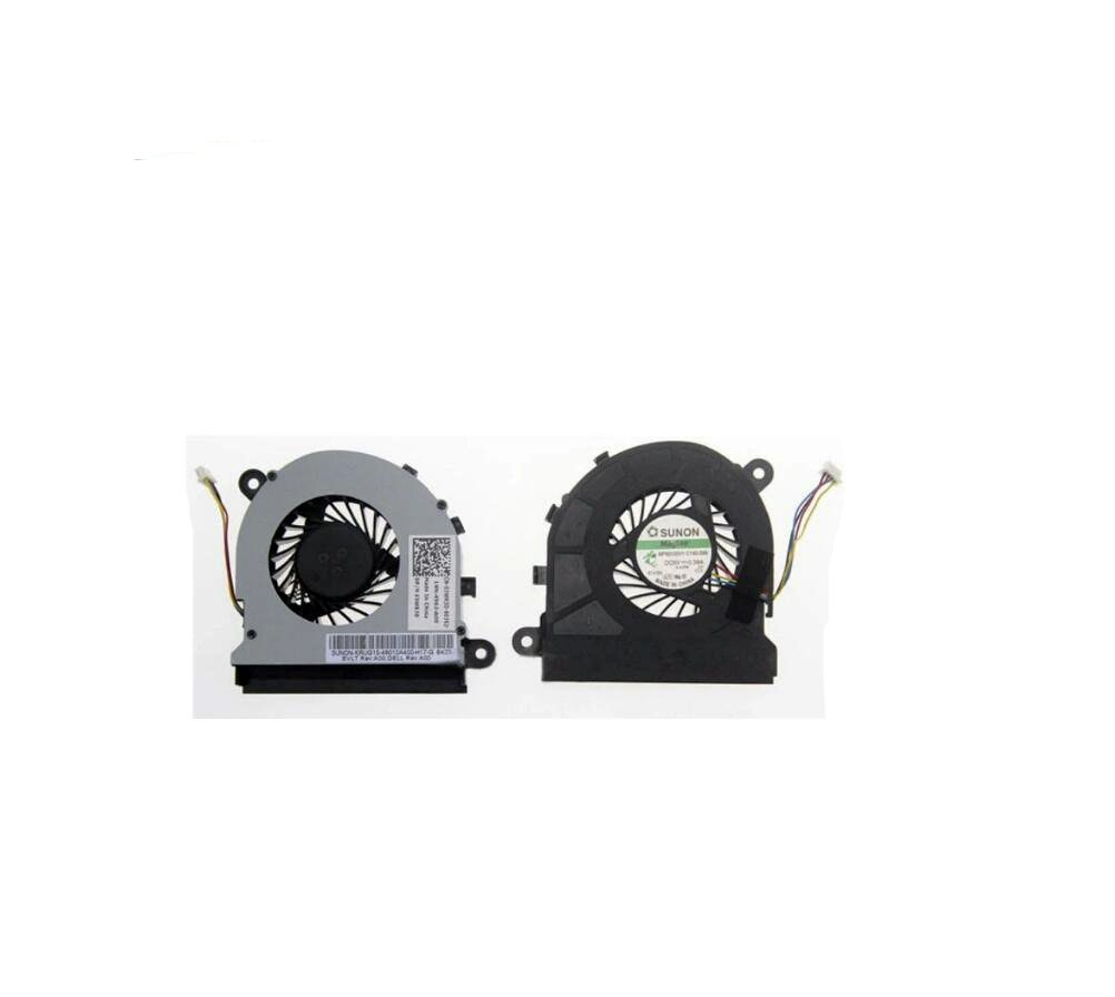 YDLan New Replacement Laptop CPU Cooling Fan For Dell Latitude E5520 Series 03WR3D
