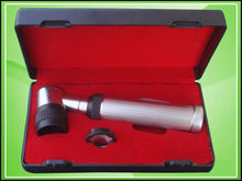 Silver Black Dermatology Skin Diagnostic Dermatoscope