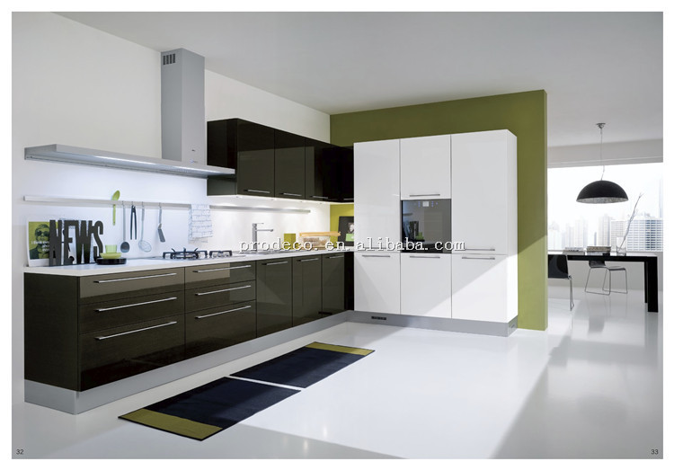 Modern Contemporary Ready Made Kitchen Cabinets With Sink - Buy ...