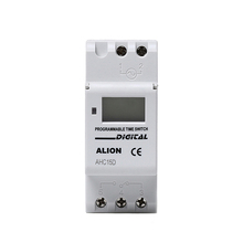 ALION AHC15D 85 ~ 265VAC 50-60Hz LCD Settimanale Programma <span class=keywords><strong>di</strong></span> Tipo <span class=keywords><strong>di</strong></span> <span class=keywords><strong>Controllo</strong></span> <span class=keywords><strong>timer</strong></span> display digitale