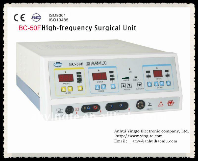 Bipolar Cutting High Frequency Electrosurgical Unit with CE approved