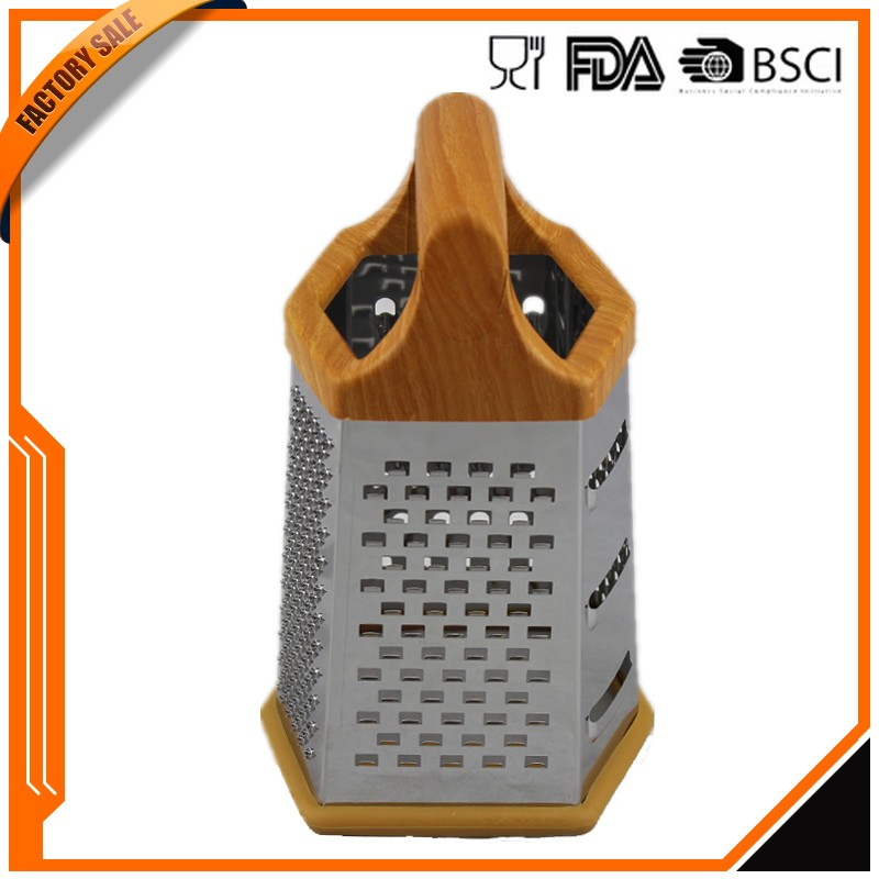Cixi Manufacturer Beautiful Simple Design Quality Guarantee manual vegetables grater