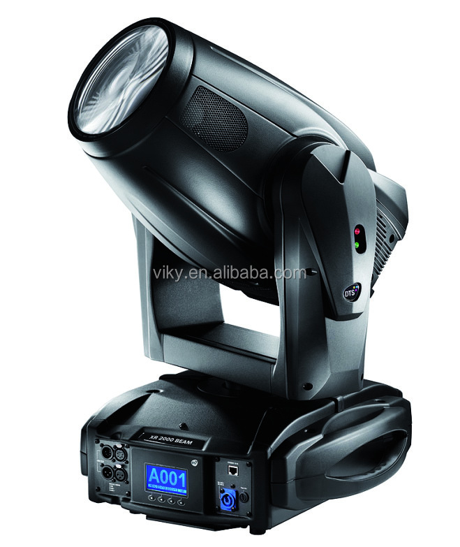 DTS High Power IP20 1200w Sharpy Beam Moving Head Led Light