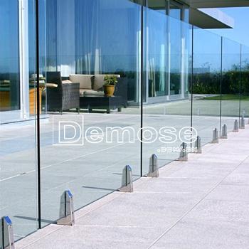 Aussengelander Terrassengelander Rahmenlose Glasgelander Buy
