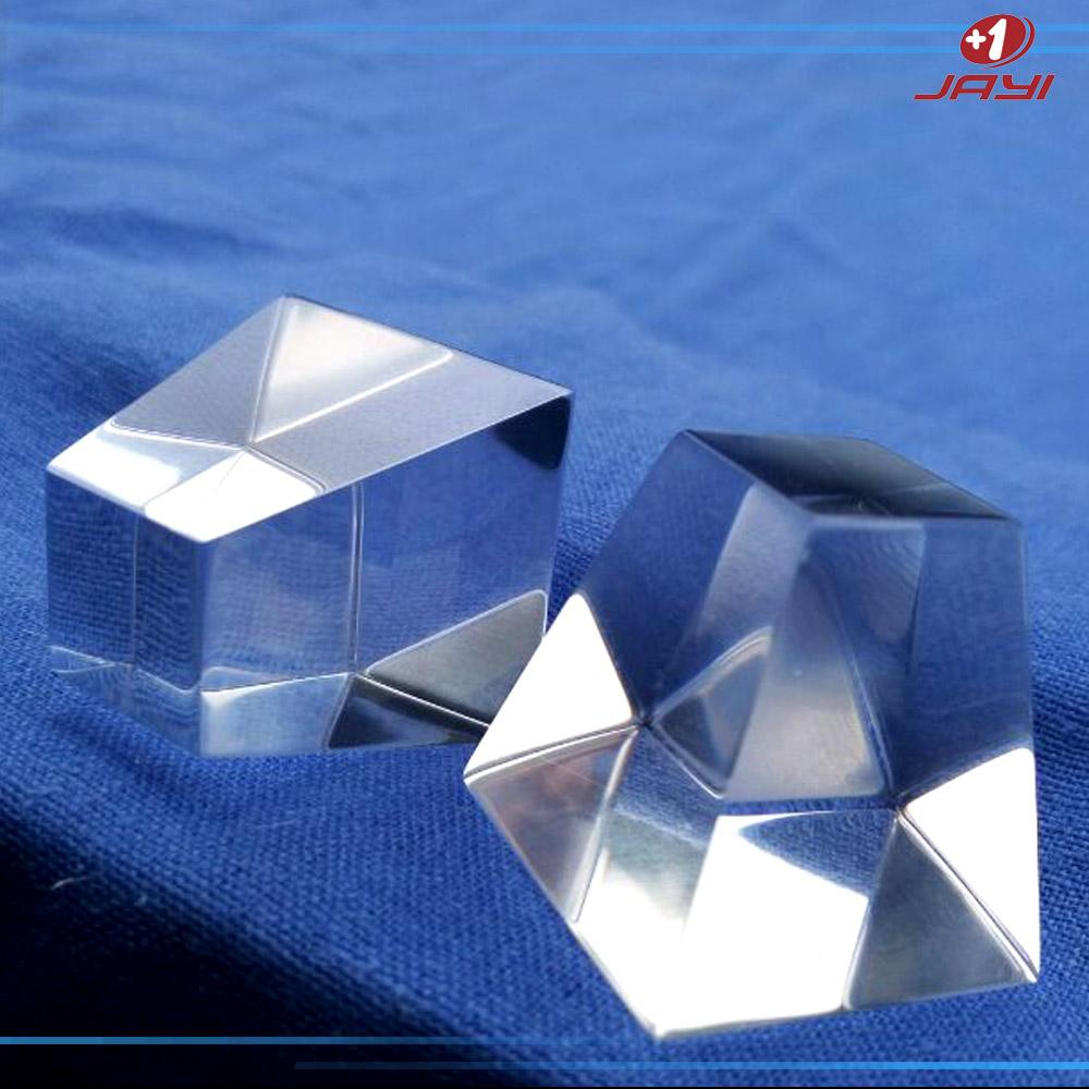 Shop Pure Acrylic Transparent Custom Block Lucite Paperweight
