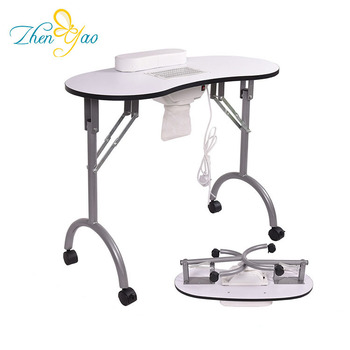 hot sale nail salon station manicure table with exhaust fan buy manicure tables sale table. Black Bedroom Furniture Sets. Home Design Ideas
