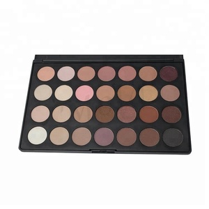 Brand 28 color professional makeup kit palette liquid eyeshadow