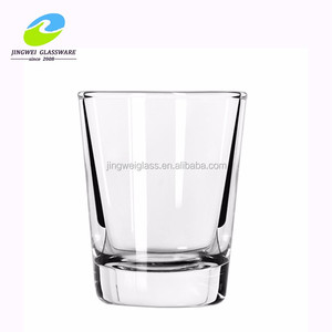 Wholesale 50ml/30ml souvenir stand personalized measuring shot glass