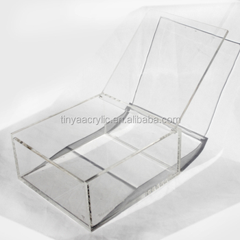 Wholesale Clear Acrylic Warehouse Plastic Storage Bins Nut and Bolt Storage Bins