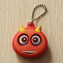 Custom souvenir key cap embossed 2d/3d soft pvc keychain,silicone rubber keychain/key cover/key cap