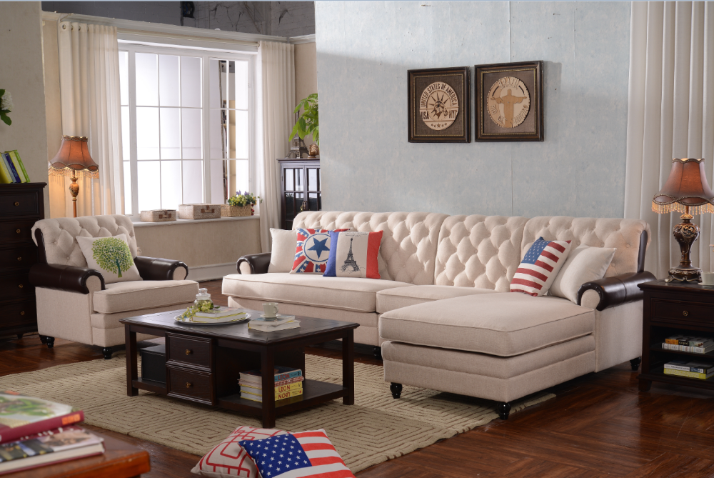 Hot Sale American Style Fabric Sofa Living Room Sofa Furniture Buy Hot Sale American Style