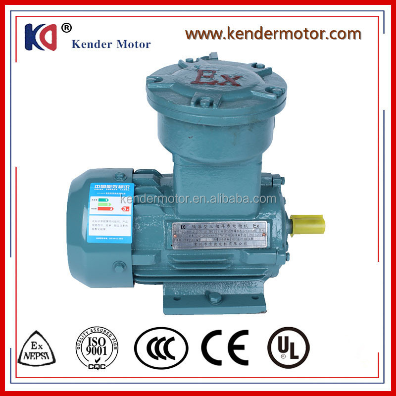 New products 11 kw explosion-proof electric motor