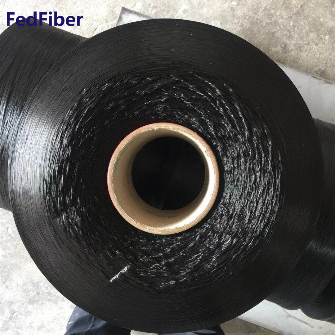 Polypropylene (PP) macro fiber for concrete
