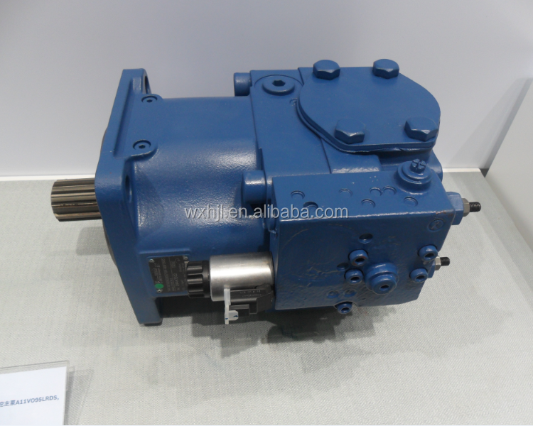 Bosch rexroth pump A11VLO Variable Displacement Axial Piston Pump