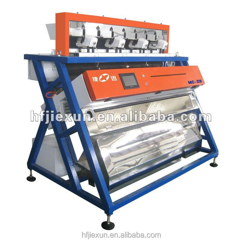 Best selling millet sorting machine, millet color sorter with factory price