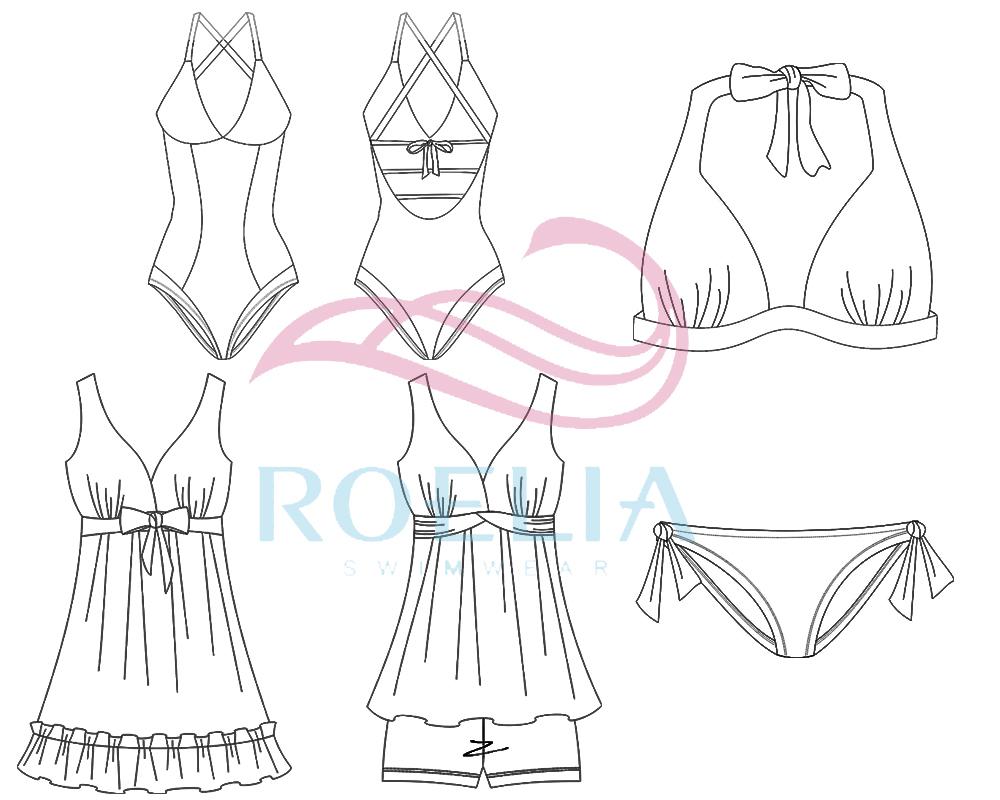 China Wholesale One Piece Girl Bikini One Piece Bikini Quality ...