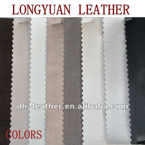 Cheaper Semi PU leather for bags