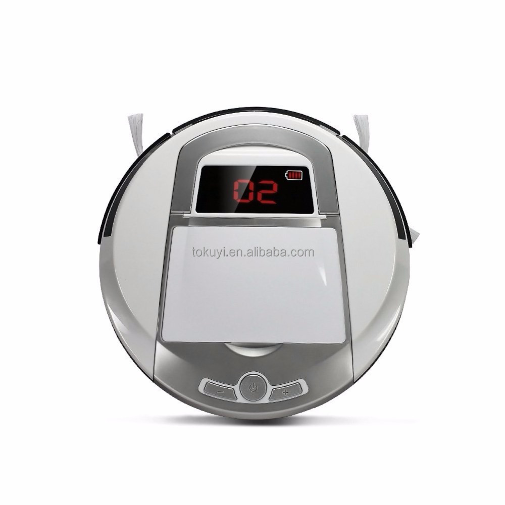 Multifunction robotic auto vacuum cleaner;cheap robot vacuum cleaner hoover